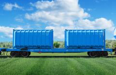 Контейнери для сипучих вантажів