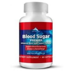 Blood Sugar Premier (Блуд Шугар Премиум) - капсулы для снижения уровня сахара в крови