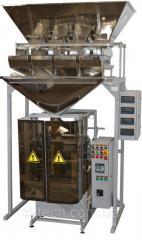 Фасовочный автомат с весовым дозатором АФ-45-В