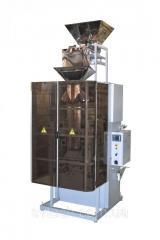 Фасовочный автомат с весовым дозатором АФ-8-В