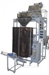 Фасовочный автомат с весовым дозатором АФ-50-C-В