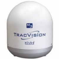 Satellite television TracVision M3 systems