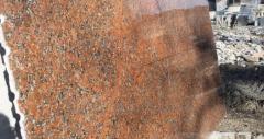 화강암 영계는 보도 정원 GP-1 Kapustinskaya 빨간색