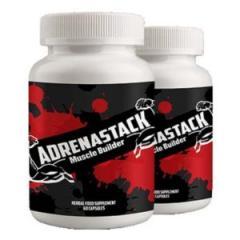 AdrenaStack (АдренаСтак) - капсулы для наращивания мышечной массы