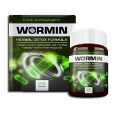 Wormin (Вормин) - капсулы от паразитов