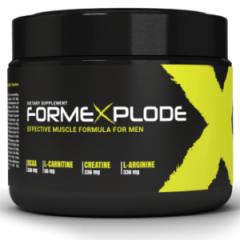 FormExplode (ФормЭксплод) - капсулы для роста мышечной массы