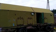 Генератор дизельный (электростанция—дизель-ге