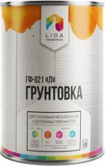 Грунтовка ГФ-021 «Lida» ГОСТ (Білорусь) Від