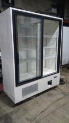Витринный холодильник  1400 л. бу.  Холодильник