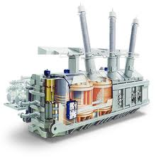Oil transformer T-1500 (Kiev)