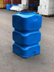 Емкость плоская (узкая) для воды на 500 литров