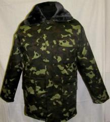 Jacket camouflage (fig. Ukraine, NATO, City)
