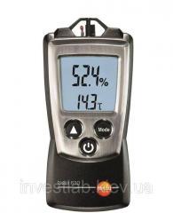 Термометры и термогигрометры