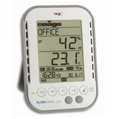 TFA профессиональный термогигрометр с функцией регистрации данных KLIMALOGG PRO