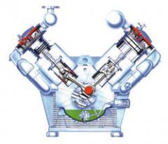 Oil compressor KP-8s
