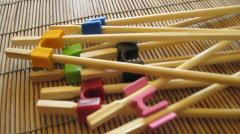 Навчальні палички - власник, фіксатор, кріплення