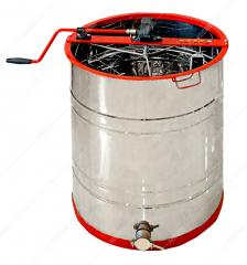 Extractor 3 Framework rotated cassettes tank