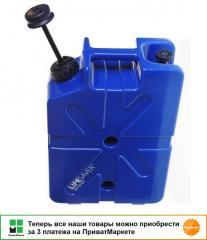 Портативный фильтр-канистра для очистки воды