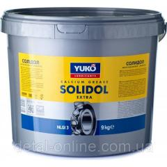 Смазка Солидол (9 кг) (YUKOIL)