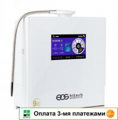 Ionizers of water