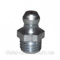 Пресс-масленка М10х1.0 прямая (10 шт)