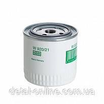 W920/21 (10) фильтр масляный MANN /без...