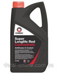 SUPER RED KONС COMMA антифриз-концентрат 2л. G12+