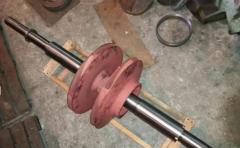 Запасные части для насосного оборудования