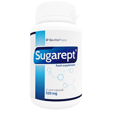 Sugarept (Шугарепт) - капсулы от сахарного диабета