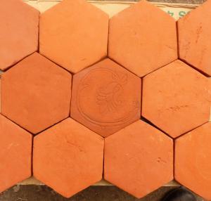 Tile brick for a floor