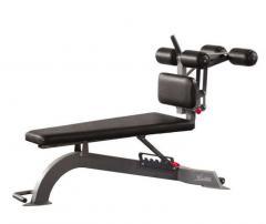 Roman chair adjustable, X-Line, X321, ab trainers