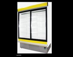 Горка холодильная с дверью COLD R-15 P-DR LISBONA