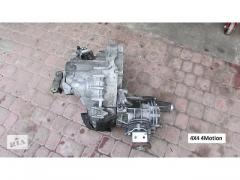 Механика коробка КПП 6-ступка тип KLF 4x4 4Motion