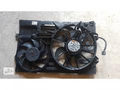 7H0959455A 7H0959455D Вентилятор моторчик