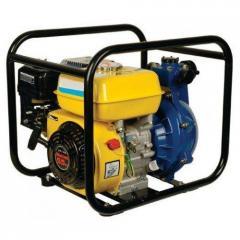 Мотопомпа бензиновая для чистой воды Энергомаш 600