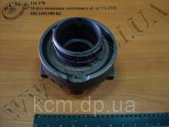 Муфта вимикання зчеплення в зб. 183.1601180-Б3 (D=55) ZTD