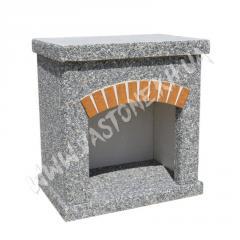 Стол «Манчестер» №1 Мрамор серый