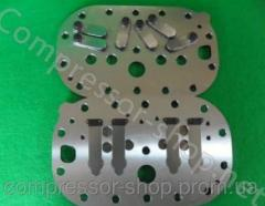 Клапанная доска (плита) Copeland D4SH,D4SJ,D6TH
