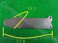 Клапан нагнетательный Copeland RK,RH,RL,TM,CC68,RP