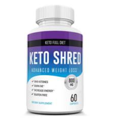 Капсулы для похудения Keto Shred (Кето Шред)