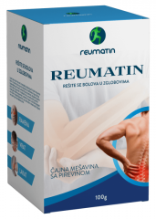 Капсулы от ревматизма Reumatin (Ревматин)