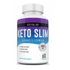 Капсулы для похудения Keto Slim (Кето Слим)