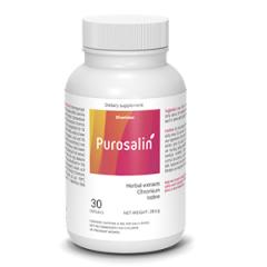 Капсулы для похудения Purosalin (Пуросалин)