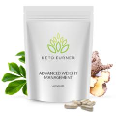 Капсулы для похудения Keto Burner (Кето Бернер)