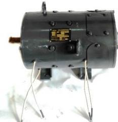 Крановые электродвигатели постоянного тока серии