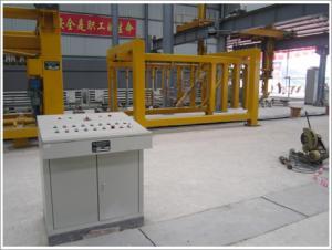 Линии для производства автоклавного ячеистого газобетона.