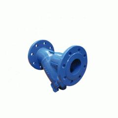 Фільтр фланцевий чавуний ДУ 65