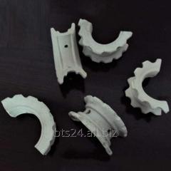 Керамическая супер-седловидная насадка Инталокс, 25 мм, Intalox Super Saddles