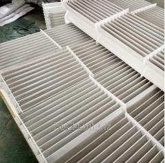 Пластиковый сепаратор тумана, Plastic Mist Eliminator