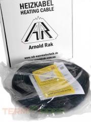 Двужильный нагревательный кабель Arnold Raк серии